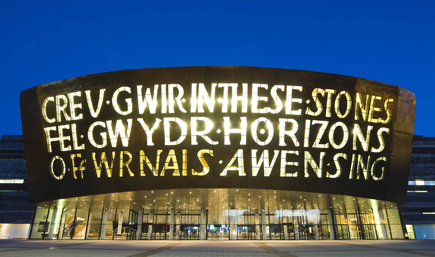 Image result for Wales Millennium Centre,