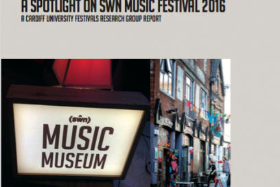 Cover of the Spotlight on Swn Music Festival 2016 report